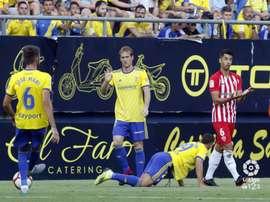 El Cádiz se verá las caras con el Almería. LaLiga