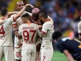 Nouveaux tests de dépistage à Galatasaray, tous négatifs ! Twitter/GalatasaraySK