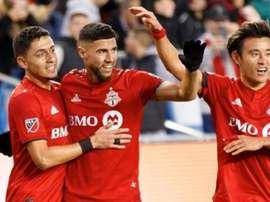 El Toronto venció por 5-1. Twitter/TorontoFC