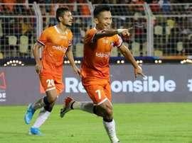 Goa devient la première équipe indienne à se qualifier pour la Ligue des Champions d'Asie. GoaFC