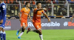 Goa become the first Indian team in the AFC Champions League. GOAFC