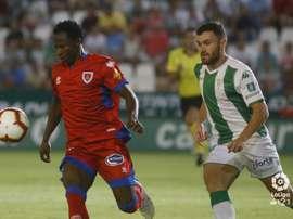 Córdoba y Numancia empataron en El Arcángel. LaLiga