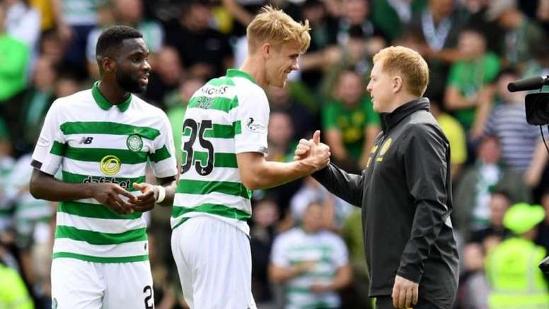 El conjunto mostró un gran nivel. Twitter/CelticFC