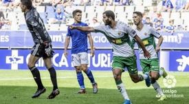 Qasmi (d) marcó dos goles. LaLiga