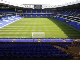 Spurs' former home White Hart Lane. AFP