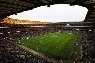 Twickenham will not feature as Spurs' home ground for the game. EnglandRugby