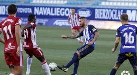Seis jugadores del Almería podrían perderse el primer duelo del 'play off'. LaLiga