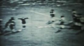 Boca rescató el desaparecido gol a River del '76. Captura/BocaJuniors