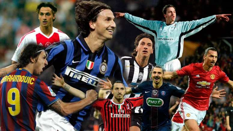 Ibrahimovic has proved his talent almost everywhere in Europe. BeSoccer