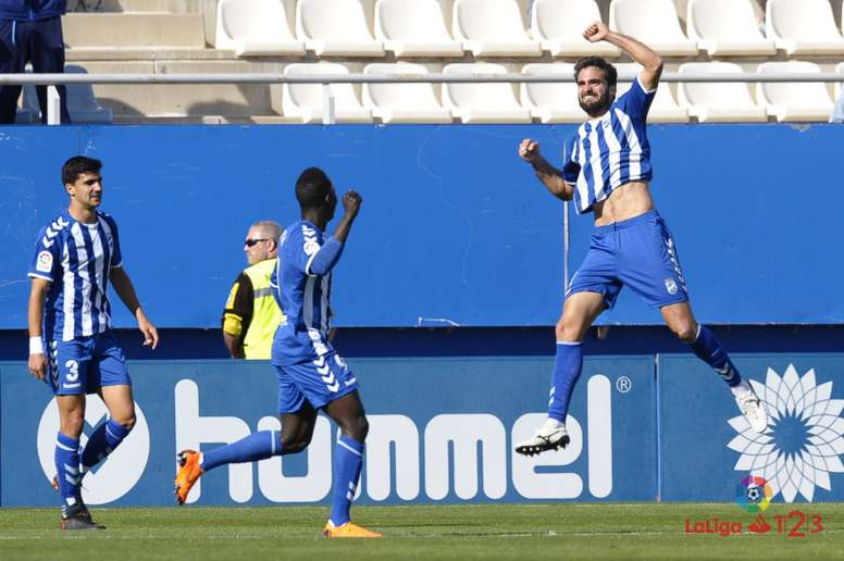 El Lorca busca formas de fomentar la asistencia a su estadio. LaLiga/Archivo