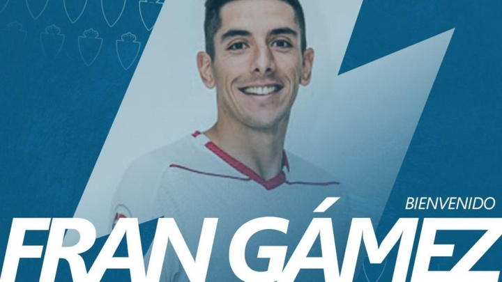Fran Gámez se convierte en el primer fichaje del Zaragoza. RealZaragoza