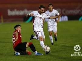 Mallorca y Albacete se repartieron los puntos. LaLiga