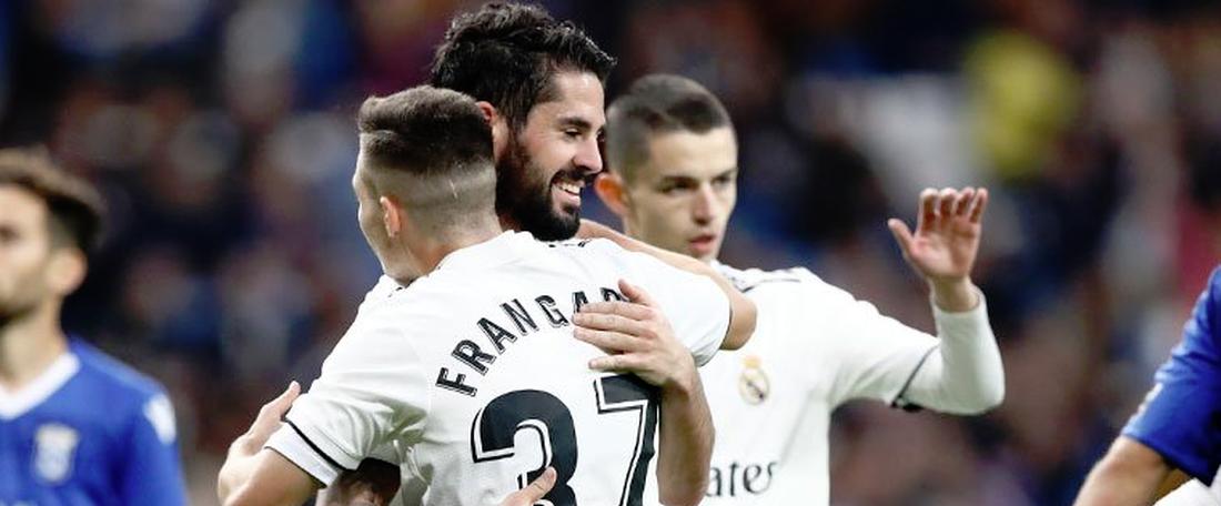Fran Garcia a débuté avec le Real Madrid. RealMadrid