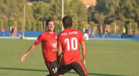 La Nucía tiene ganas, muchas ganas de Copa. Twitter/cfnucia