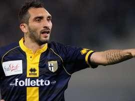 Francesco Lodi, ex del Parma, llega libre al Udinese. Twitter.