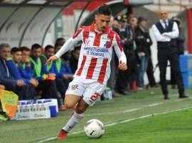 Francesco Orlando se suma a la Lazio. VicenzaCalcio