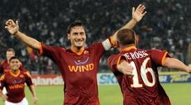 La Roma pierde a sus dos grandes leyendas. ASRoma