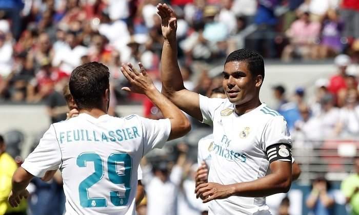 Franchu va quitter le Real Madrid pour la Bundesliga. EFE
