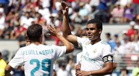 Franchu Feuillassier podría dejar el Real Madrid. EFE