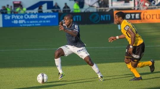 Francisco Junior abandona el Everton para llegar al Strømsgodset. Twitter