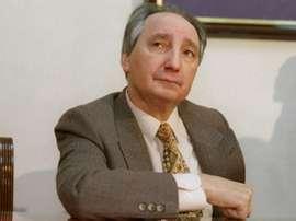 Francisco Ríos Seoane, ex presidente del Deportivo Español argentino. Twitter