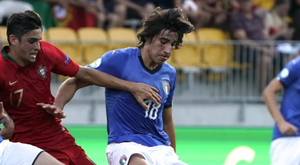 Sandro Tonali é detaque do Brescia. AFP