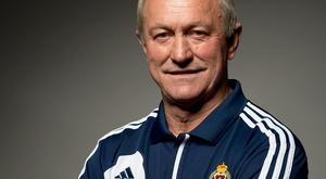 El ex entrenador del Wisla Cracovia Franciszek Smuda podría entrenar al Widzew Lodz. WislaKrakow