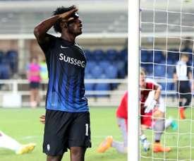 El jugador del Atalanta está deslumbrando en Italia. Atalanta