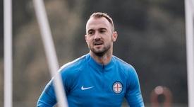 El Melbourne City ve marchar a un defensor con experiencia en la liga local. Twitter/MelbourneCity