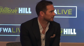 Lampard looks set to become the next Derby manager. Captura