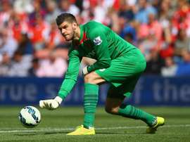 Fraser Forster currently plays for Southampton. SaintsFC