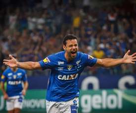 From a dimming career to a return to Maracana... at the age of 36. Cruzeiro
