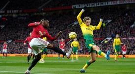 United won 4-0 Twitter/NorwichCityFC