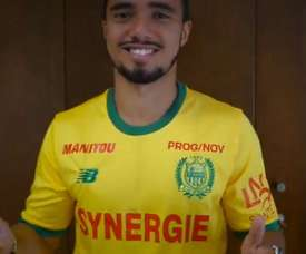 Frère de Rafael au FC Nantes. Twitter/RMC
