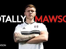 Mawson has signed a four-year deal with Fulham. FulhamFC