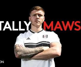 Mawson joined from Swansea City on a four-year deal. FulhamFC