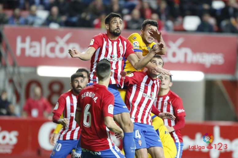 El Sporting ganó su partido. LaLiga