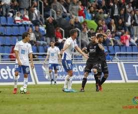 El Tenerife plantea sus cambios para la próxima temporada. LaLiga