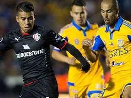 Tigres ha arrancado con mal pie el Clausura 2017. AtlasFC