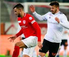 El Basilea comenzó por delante. FCBasel