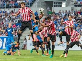 Cinco empates en siete partidos es el resumen de la pretemporada del Athletic. Athletic-Club