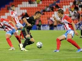 El Lugo espera meter a la Ponfe en sus mismos problemas CDeportivoLugo