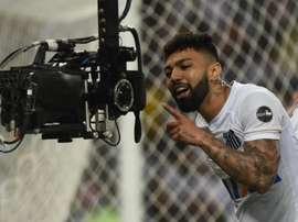 Gabigol n'a plus sa place à l'Inter. Santos