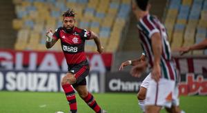 Fluminense, campeón. Twitter/Flamengo