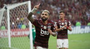 Gabigol rejoint Zico dans l'histoire du Flamengo. CRFlamengo
