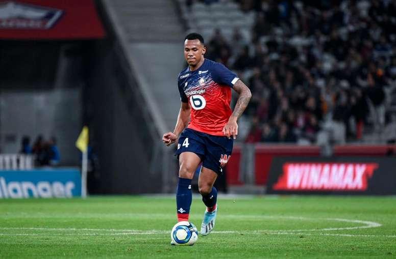 Le PSG avait ciblé Gabriel. LilleSC