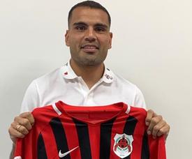 Gabi Mercado, nuevo jugador del Al Rayyan. Twitter/AlrayyanSC