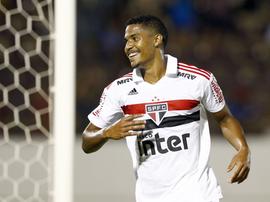 Gabriel Novaes, tout proche de Botafogo. AFP