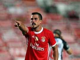 Rangers - Benfica: onzes iniciais confirmados. EFE
