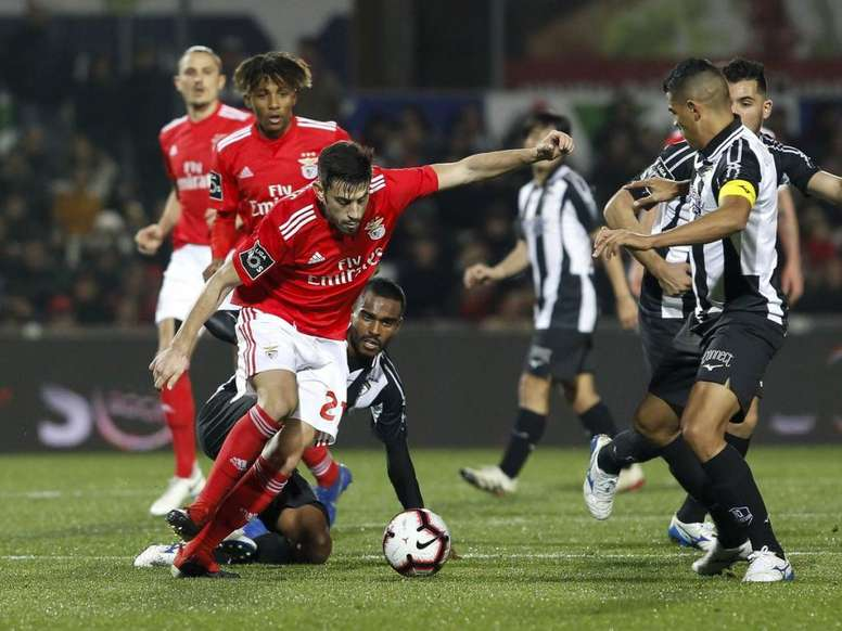 Benfica have been given a huge helping hand by Krasnodar. SLBenfica